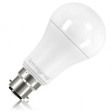 Integral Classic Globe (GLS) 2700K Dimmable Frosted Lamp