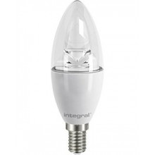 Integral 5.5W LED Candle bulb