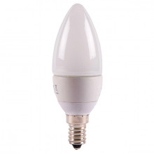 Bell 4W Dimmable Opal Candle