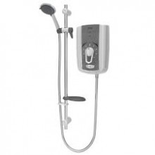 Triton Omnicare Style Thermostatic with Grab Riser Rail Kit 8.5kW